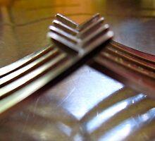 friendly forks..... by D. D.AMO