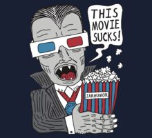 This Movie Sucks Baby Tee