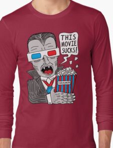 This Movie Sucks Long Sleeve T-Shirt