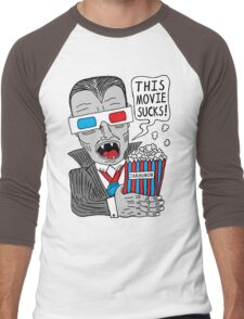 This Movie Sucks Men's Baseball ¾ T-Shirt