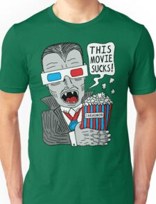 This Movie Sucks Unisex T-Shirt