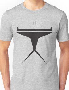 Minimalist Clone Trooper Unisex T-Shirt