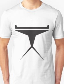 Minimalist Clone Trooper T-Shirt