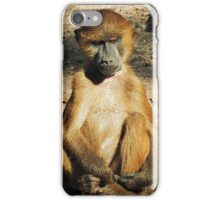 Primate iPhone Case/Skin