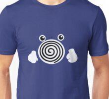 Minimal Poliwhirl Unisex T-Shirt