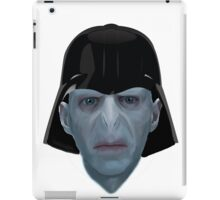 Darth Voldy iPad Case/Skin