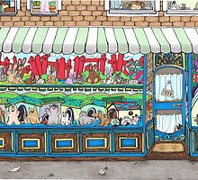 Molly's Pet Shop by Mara Casadei