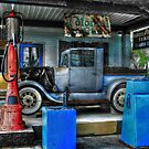 Colonial Gas by Virginia N. Fred