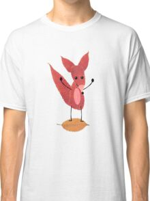 Fox Made of Leaves Classic T-Shirt