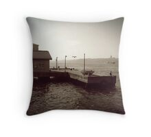 Bosphorus,ISTANBUL Throw Pillow