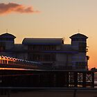 Weston-super-Mare New Pier  UK by Meladana