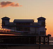 Weston-super-Mare New Pier  UK by Meladana