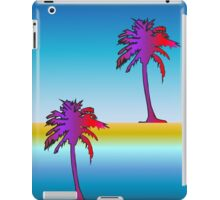 Miami Reflection iPad Case/Skin