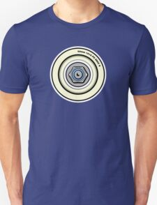 Skateboard Wheel Graphic T-Shirt
