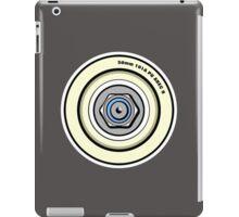 Skateboard Wheel Graphic iPad Case/Skin
