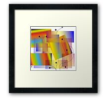 Twigs and Berries... Framed Print
