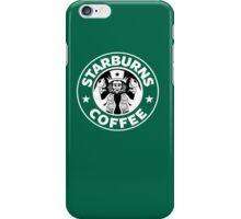 Starburns Coffee iPhone Case/Skin