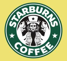 Starburns Coffee Kids Clothes