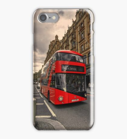 A new bus for London  iPhone Case/Skin
