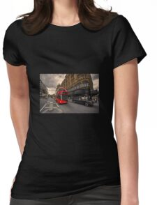 A new bus for London  Womens Fitted T-Shirt