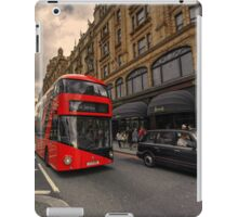 A new bus for London  iPad Case/Skin