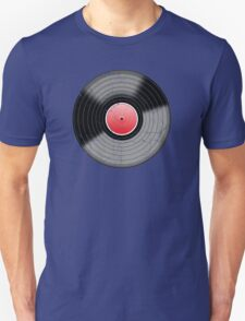 Vinyl Record 2 Worn Well (please see notes) T-Shirt