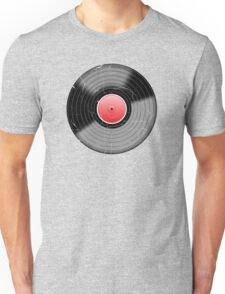 Vinyl Record 2 Worn Well (please see notes) Unisex T-Shirt