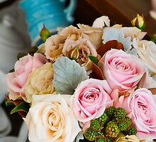 Wedding Bouquet - KK & Kermit by Georgina James