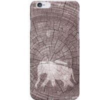 Walking Elephant iPhone Case/Skin