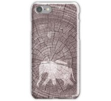 Walking Elephant iPhone Case/Skin