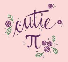 Cutie Pi (Purple) One Piece - Short Sleeve