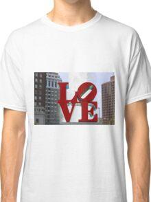 Love Park Classic T-Shirt