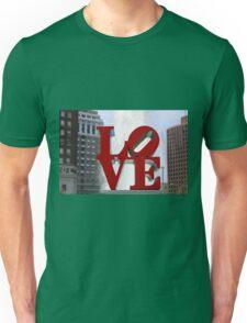 Love Park Unisex T-Shirt