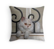 Trix Throw Pillow