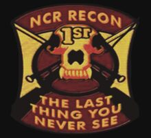 NCR 1st Recon by CaptainJeff