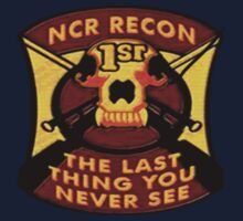 NCR 1st Recon Kids Clothes