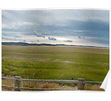 flood plains Poster