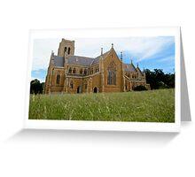 Goulburn Cathedral Greeting Card