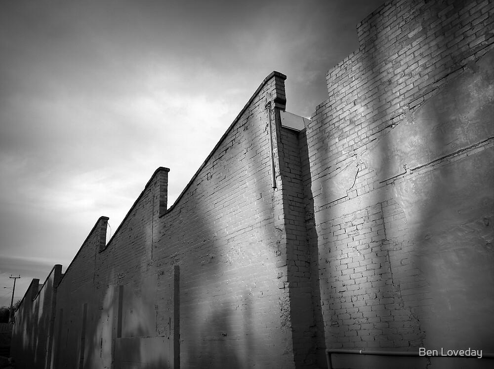 Renovator's Delight- Lobethal Mill by Ben Loveday