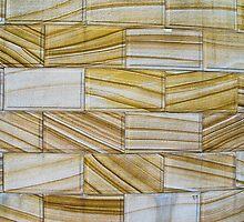 stone blocks by Anne Scantlebury