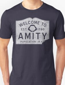 Welcome To Amity Unisex T-Shirt