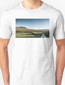 Mist and tree-shadows and deep water, and untame things... T-Shirt