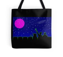 Mystery Science Timey-Wimey Tote Bag