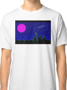 Mystery Science Timey-Wimey Classic T-Shirt