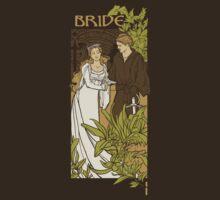Bride Nouveau, Tee Fury version