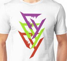 Tricolor Cyrus Unisex T-Shirt