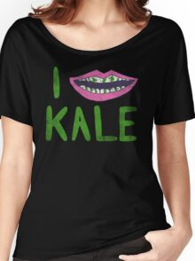 I Heart Kale Women's Relaxed Fit T-Shirt