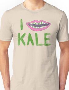 I Heart Kale Unisex T-Shirt