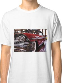 Red Plymouth Fury. Classic T-Shirt