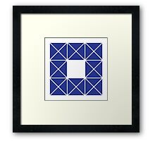 Design 10 Framed Print